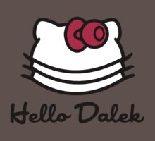 Hello Dalek One Piece - Short Sleeve