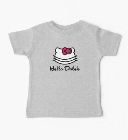 Hello Dalek Kids Clothes