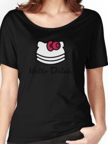 Hello Dalek Women's Relaxed Fit T-Shirt