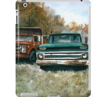 Westchester Work Trucks #2 iPad Case/Skin