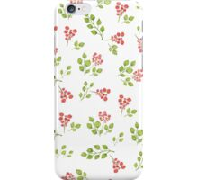 Spring flora iPhone Case/Skin