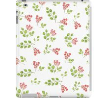 Spring flora iPad Case/Skin