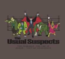 Usual Suspects by satansbrand