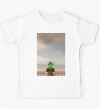 The Son of Lego Kids Tee
