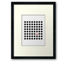 Minimalism 2 Framed Print