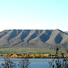 Overlooking PineView Dam by Jan  Tribe