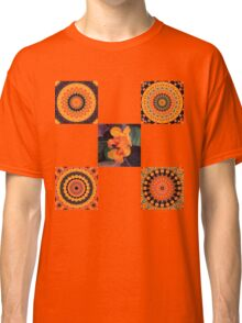 Canna Lily Kaleidoscope Classic T-Shirt