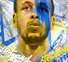 Stephen Curry Sticker