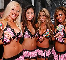 Candy girls by Cathy Immordino