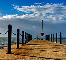 Jetty at Whitstable by gollum1985