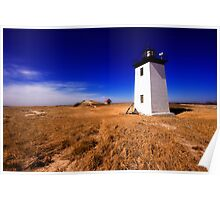 Long Point Light Cape Cod Poster