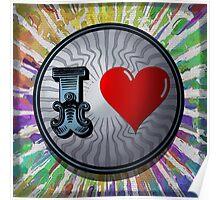 Eye Heart Poster