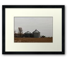 Colfax Farm Framed Print