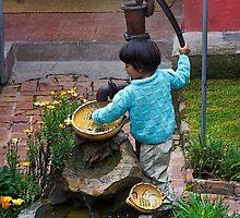 Cuenca Kids 623 by Al Bourassa