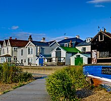 Whitstable Oyster Company. by gollum1985