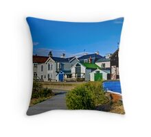 Whitstable Oyster Company. Throw Pillow