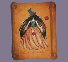 Who is the Mad Hatter ? Snow White  Kids Clothes