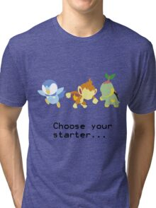 4th Gen Starters Tri-blend T-Shirt