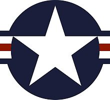 United States Air Force - Roundel by wordwidesymbols