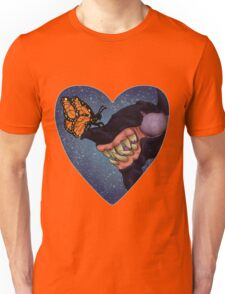 Everblight and the butterfly Unisex T-Shirt