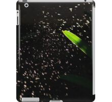 Water is Life - Splash of Color iPad Case/Skin