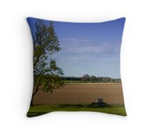 Northumberland Field Throw Pillow