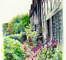Mary Ardens House by morgansartworld