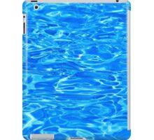 Blue Water - Summer Bliss iPad Case/Skin