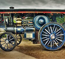 'Bertha' HDR by Steve  Liptrot