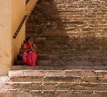 In the shade... by imperfecteye