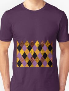 Lady Claire of Aberdeen's Argyle Pattern T-Shirt