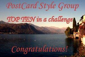 Banner PostCard Group proposal by sstarlightss