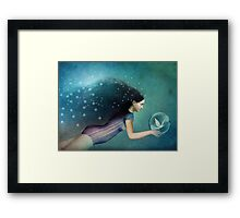Take Me There Framed Print