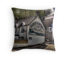 The Distillery Throw Pillow