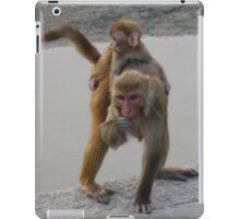 Monkey iPad Case/Skin
