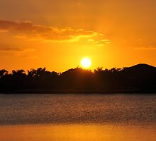 The Sun Goes Down by abelinc