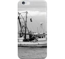 Fishing boats at Pearl Beach 1.2 iPhone Case/Skin