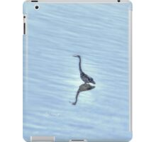 Out of the Blue ! iPad Case/Skin