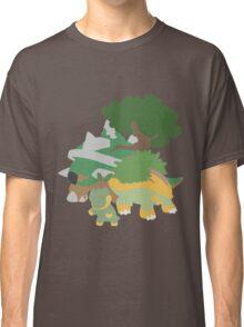 Turtwig Evolution Classic T-Shirt