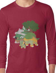 Turtwig Evolution Long Sleeve T-Shirt