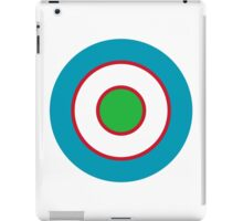 Uzbekistan Air and Air Defence Forces - Roundel iPad Case/Skin