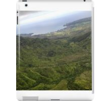 Kauai Valley iPad Case/Skin