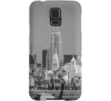 Empire State Building from Brooklyn Bridge Samsung Galaxy Case/Skin