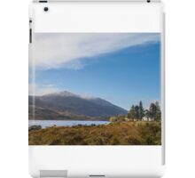 Lakeside View, Ring of Kerry, Ireland iPad Case/Skin