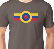 Venezuelan Air Force - Roundel Unisex T-Shirt