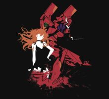 Evangelion Unit-02 by TeeTeeProject