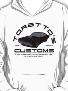 Toretto's customs T-Shirt