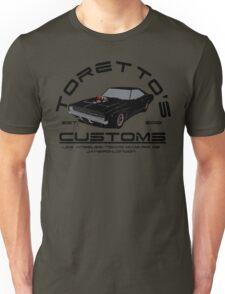 Toretto's customs Unisex T-Shirt