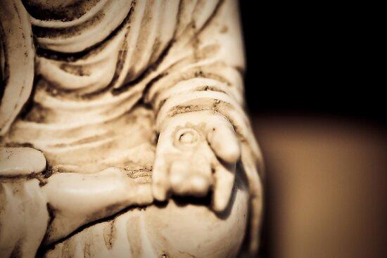 Buddha II by Antonio Marques