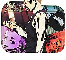 death parade! by Subject2Enforce